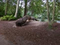 Le monstre du Loch Ness